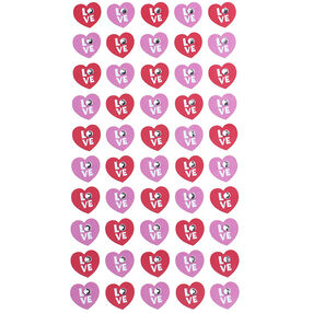 Love Gem Stickers_52-31047