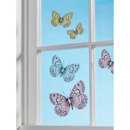 Vintage Girl Window Clings_44-20083