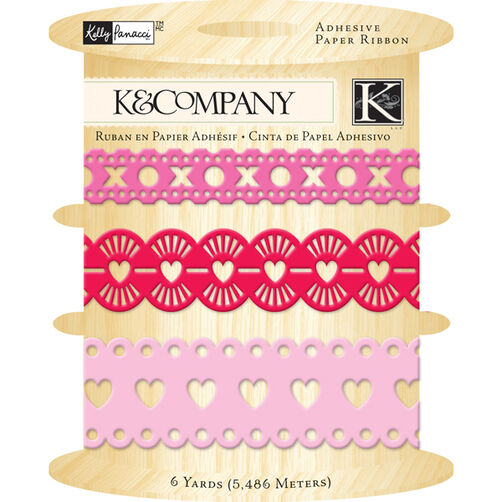 Kelly Panacci Valentine Adhesive Paper Ribbon_30-599369