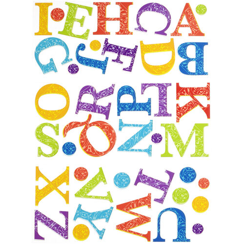 Vladi's Large Alphabet Stickers_52-10149