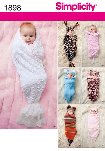 Babies' Swaddling Sacks