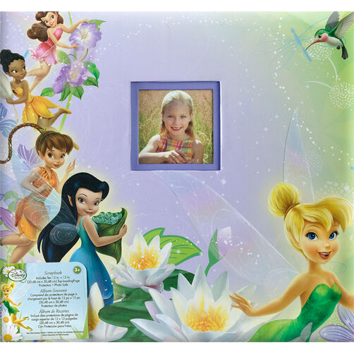 Disney Tinkerbell Scrapbook Album_51-00047