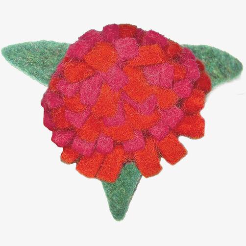 Pink Wool Felt Mum_72-73939