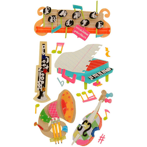 Music Stickers_50-50639