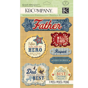 Grand Adhesion stickers Dad_30-662551