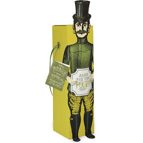 K&Company SMASH Top Hat Holiday Wine Gift Box_30-679955