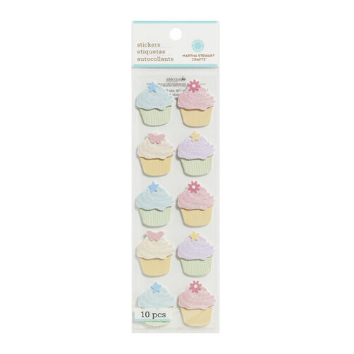 Pastel Cupcake Stickers_41-00093