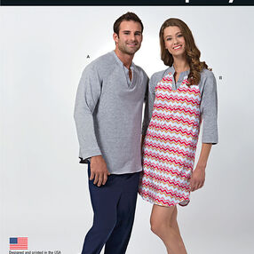 It's So Easy Unisex Sleepwear