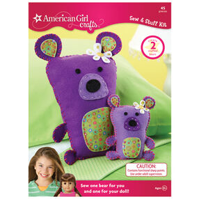 Bears Sew and Stuff Kit_30-675032