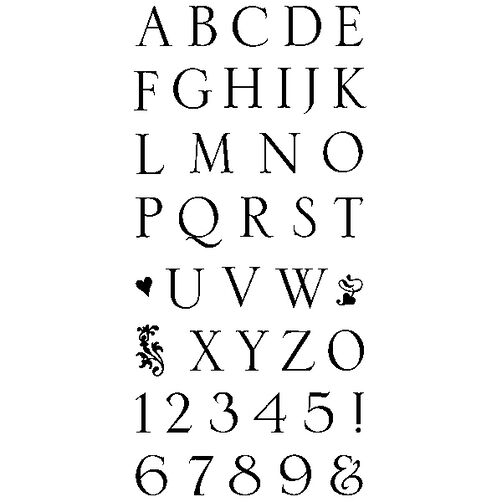 Somerset Alphabet_97718