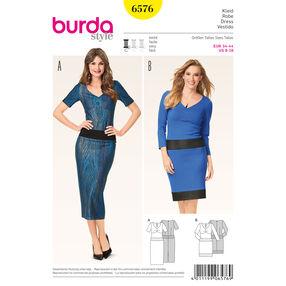 Burda Style Pattern 6576 Dress