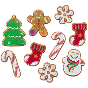 Christmas Cookies Embellishments_50-00609