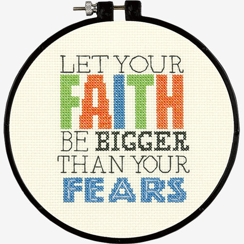 Faith Stitch Wit in Counted Cross Stitch_72-74049
