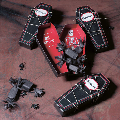 Gothic Manor Coffin Treat Boxes_48-20232