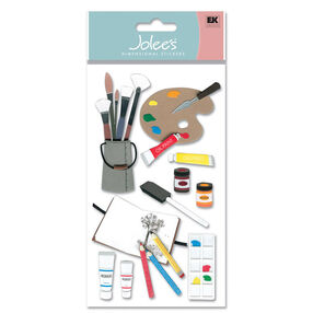 Foam Art Supplies Stickers_EVAJLG004