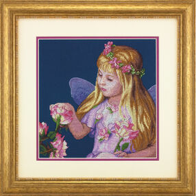 Rose Fairy Counted Cross Stitch_70-35297
