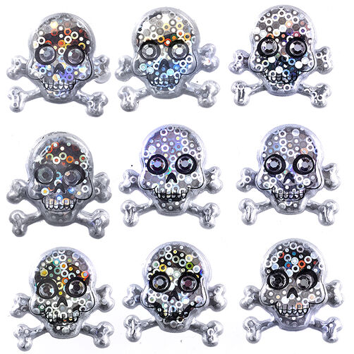 Skulls Repeat Stickers_50-21645