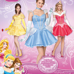 Disney Princess Costumes for Misses