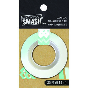 SMASH Blue Dots Stripes Tape_30-687127