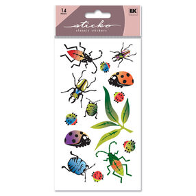Bugging Out Foil Classic Stickers_SPUPGR04