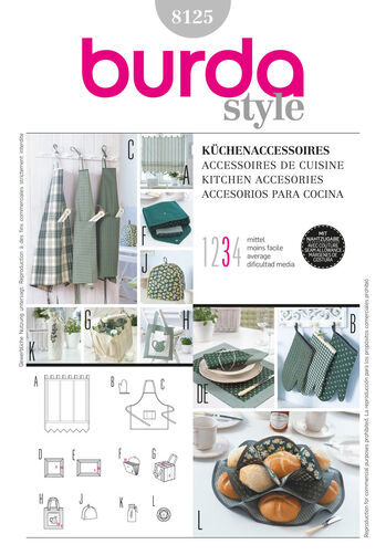 Burda Style, Kitchen Accessories