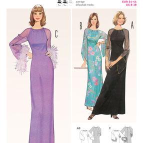 Burda Style Pattern 6892 Vintage