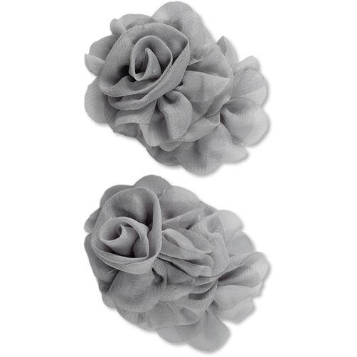 Grey Layered Rose Embellishments_50-60360