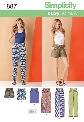 Misses' Pants & Skirts