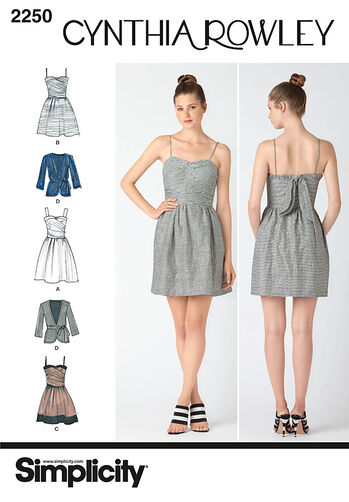 Misses' Dresses. Cynthia Rowley Collection