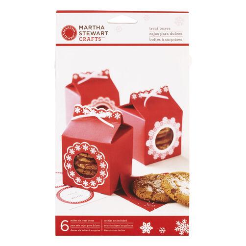Snow Lace Treat Boxes_48-30041