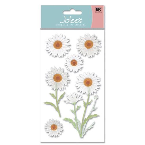 Vellum Daisies Stickers_VELJLG003