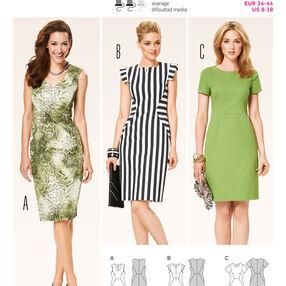 Burda Style Dresses