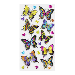 Dancing Butterfly Stickers _52-40059