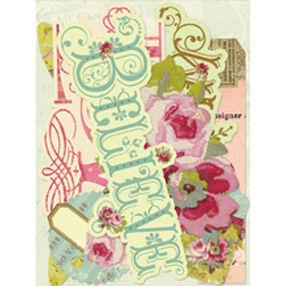 Brenda Walton Madeline Die-cut Cardstock_569799