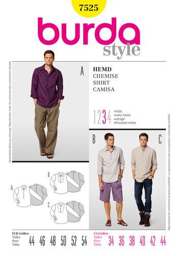 Burda Style, Shirt