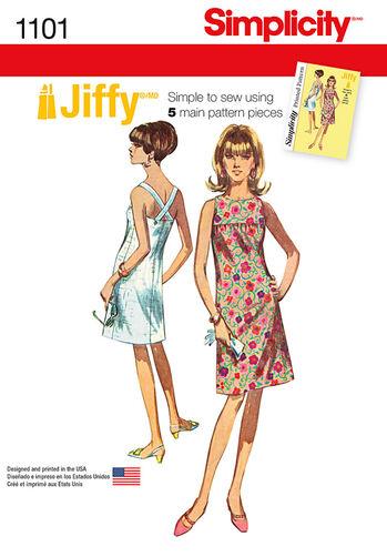 Misses' Jiffy Dresses