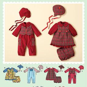Babies' Romper & Dresses