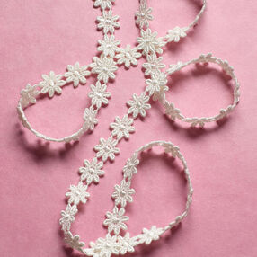 "1/2"" Mini Daisy Venice Lace"