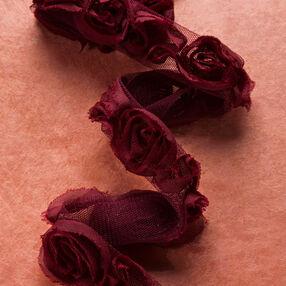 """1-1/2"""" 3-D Chiffon Rose"""