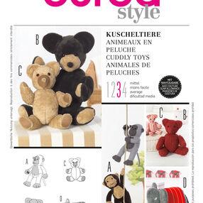 Burda Style, Cuddly Toys