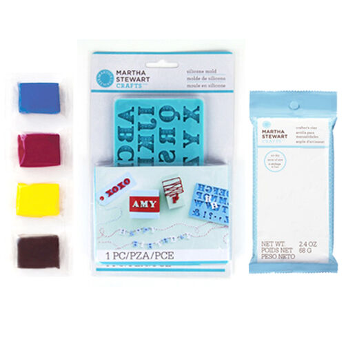 Alphabet Mold & Clay Gift Pack_860590
