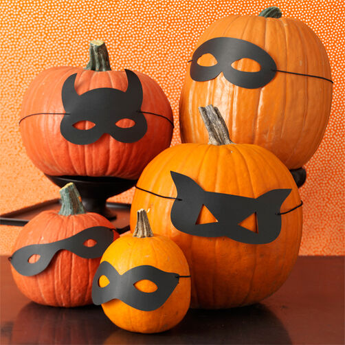 Animal Masquerade Pumpkin Masks_48-20262
