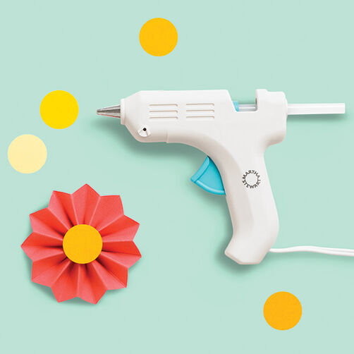 Mini Glue Gun and Hot Glue Sticks_40-00004