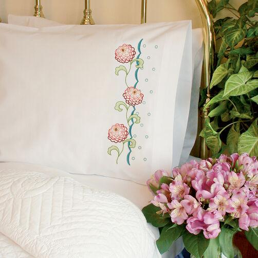 Zinnia Pillow Cases_72-73549