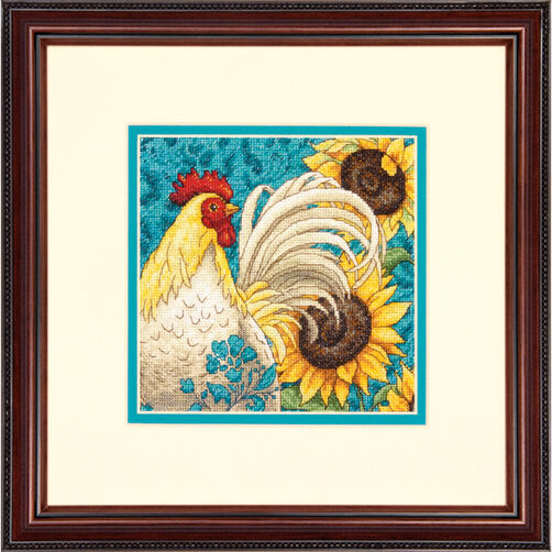 Rooster Counted Cross Stitch_70-65130