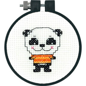 Cute Panda, Counted Cross Stitch_72-73705