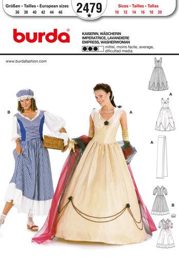 Burda Style, Empress & Washerwoman
