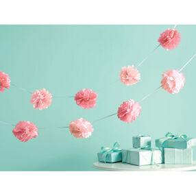 Pink Pom-Pom Garland_44-10041