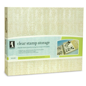 Clear Stamp Storage_98622