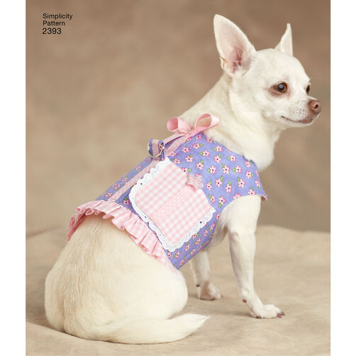 Pattern for Dog Clothes | Simplicity